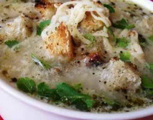 рецепт куриный суп с мясом