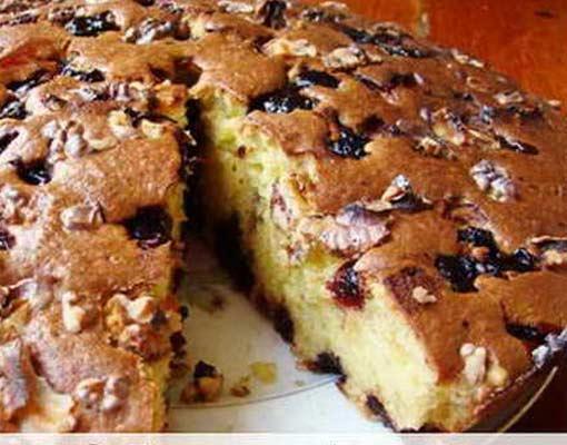 Рецепт бисквитных пирогов